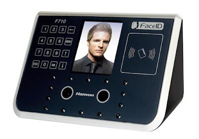 Control de accesos y presencia Hanvon F710X