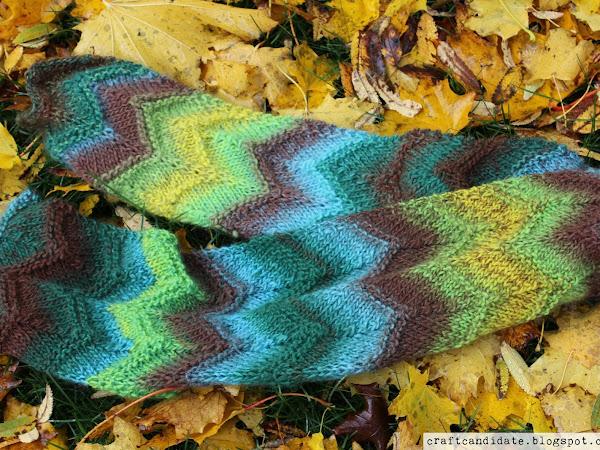 Missoni-raitahuivi - Missoni scarf