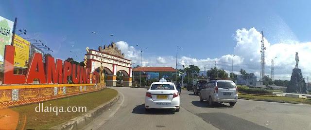 Taksi Trans Lampung