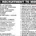 HYUNDAI - RECRUITMENT TO MIDDLE EAST