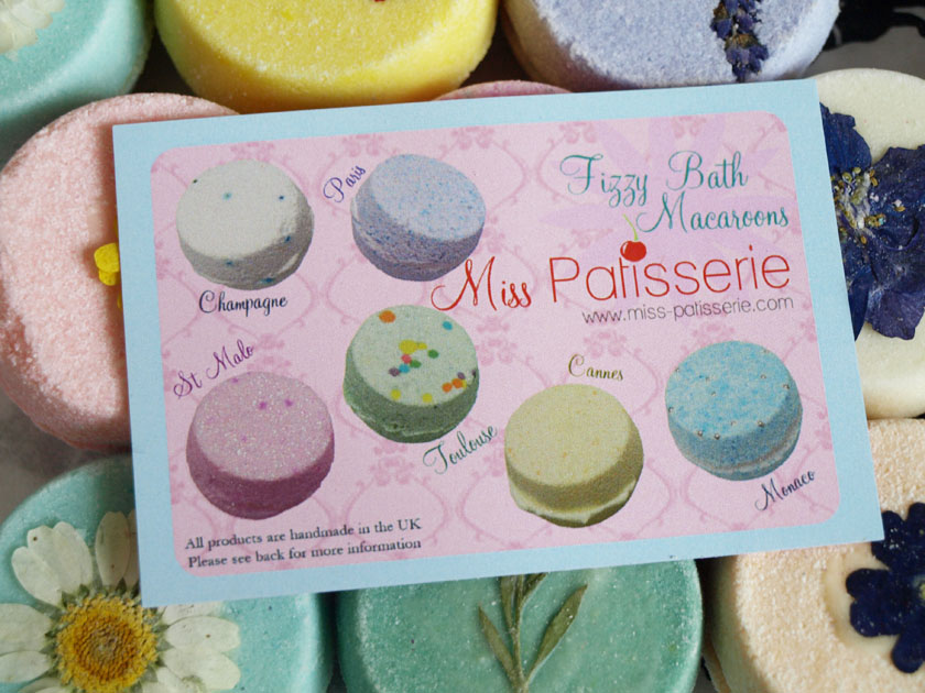 Miss Patisserie Bath Macaroon Tin Review