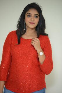 Actress Nakshatra Stills At Palasa 1978 Movie Thanks Meet
