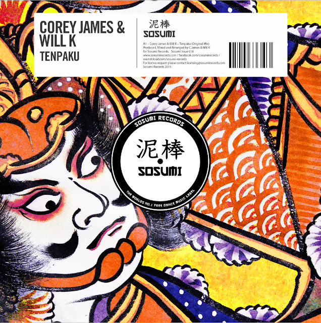 COREY JAMES & WILL K - TENPAKU free