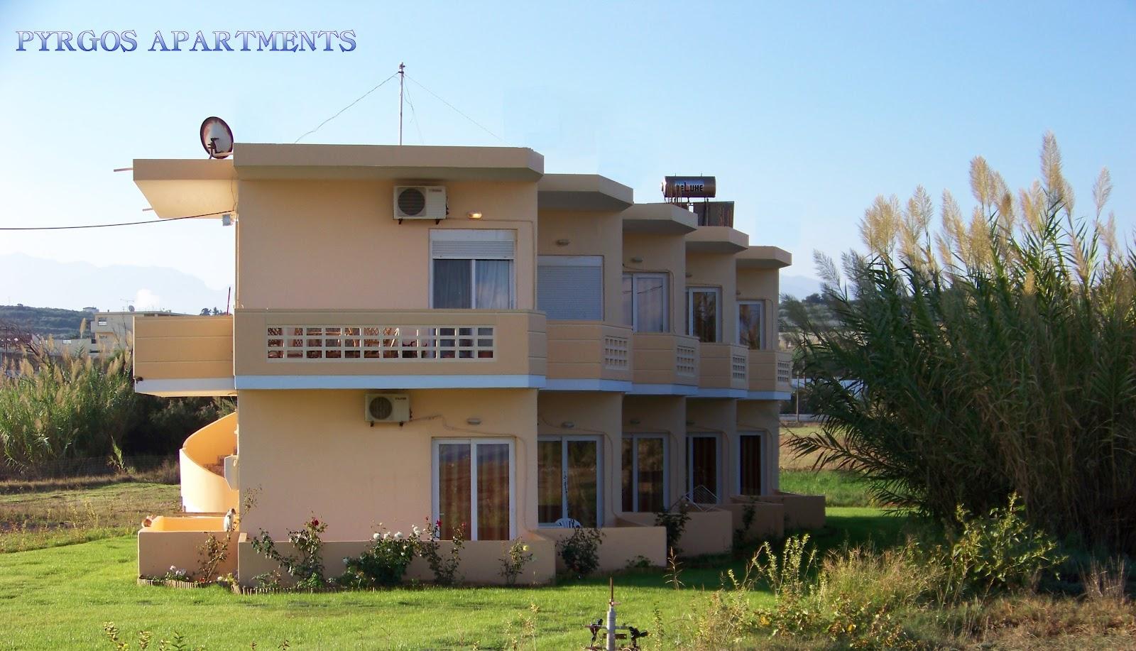 Ξεπέρασε τις 40.000 επισκέψεις η ιστοσελίδα των ενοικιαζομένων διαμερισμάτων Pyrgos Apartments