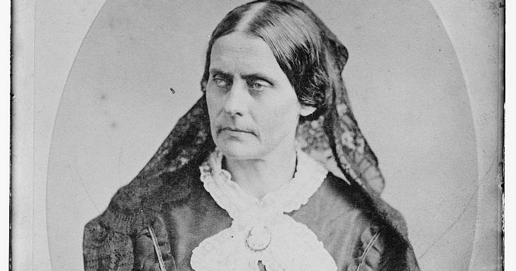 In Your Face Women: Susan B. Anthony