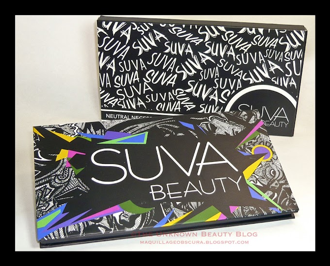 12 Reasons Why You Need to Own Suva Beauty Neutral Necessity Eyeshadow Palette