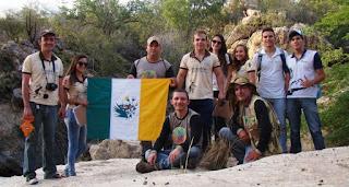 Alunos de Arqueologia, Trilhas na Caatinga e alunos IFPB desenvolvem pesquisa em Picuí