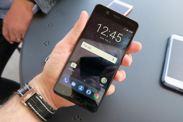 Fitur Audio di Nokia 5