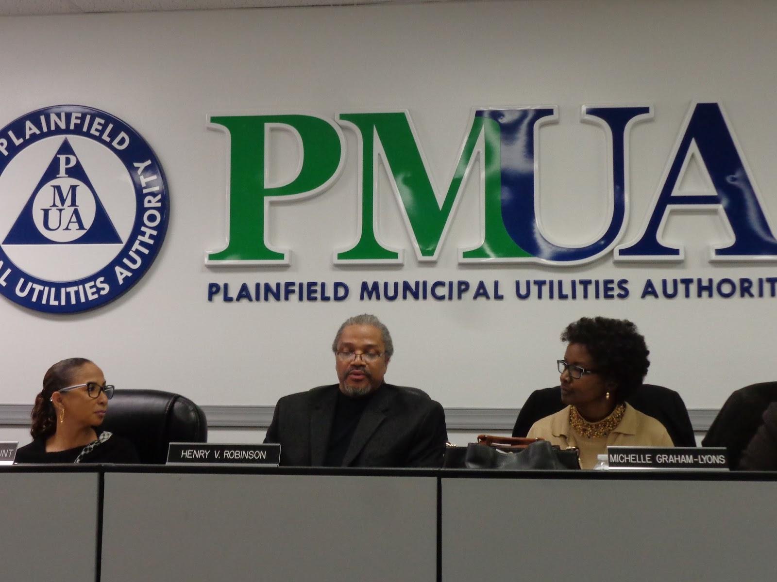 Plaintalker Ii Robinson Is 2016 Pmua Chairman