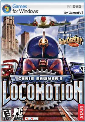 Chris Sawyer's Locomotion PC [Full] Español [MEGA]