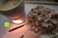 Käse Fondue Brot: Janazala Schokoladen Fondue-Set Für 4 Personen, Auch Als Butter Und Käse Fondue Geeignet