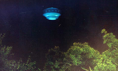 UFO attributed to being faked by Ed Walters.