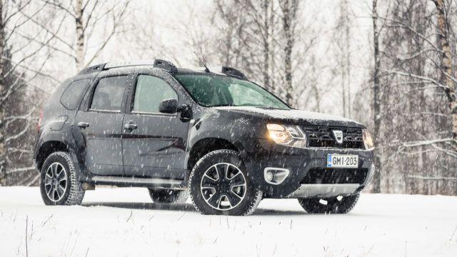 Dacia Duster Otomatik (Edc) Fiyatı