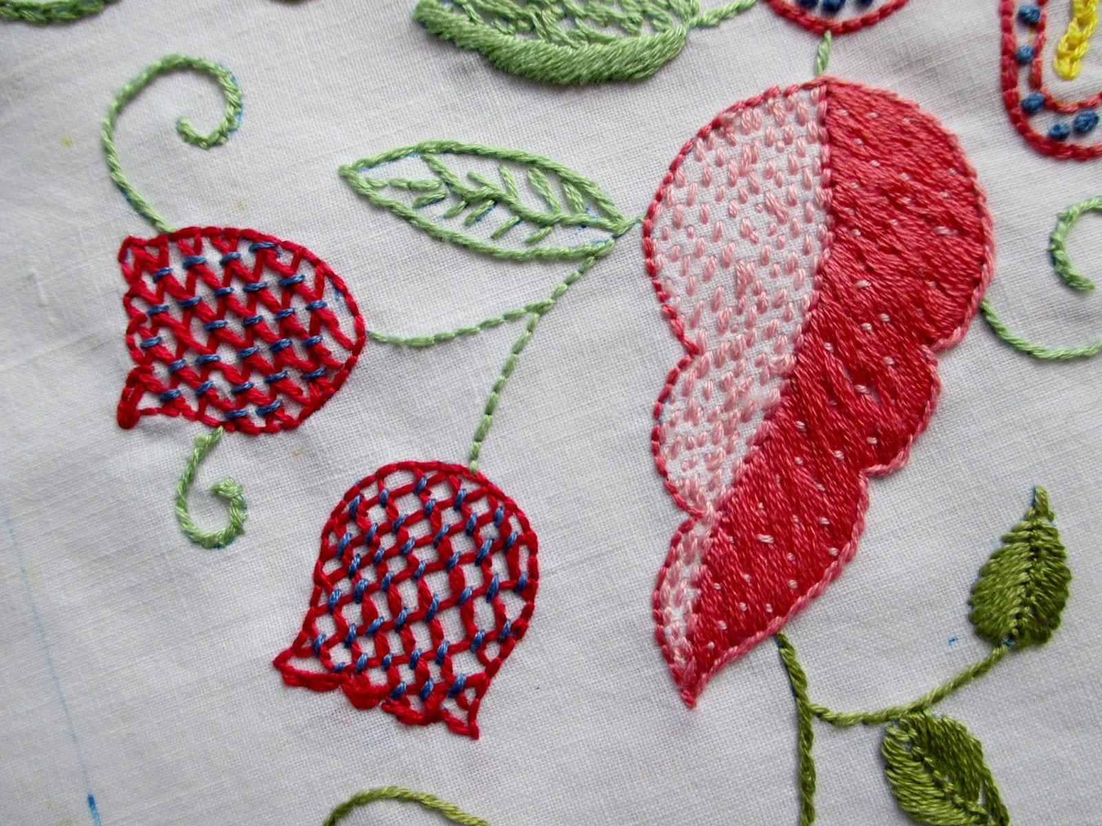 Canadian needle nana stitching updates