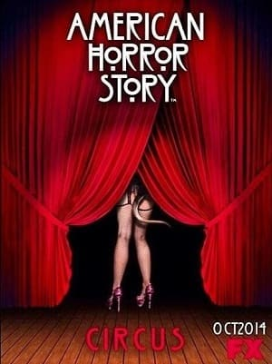American Horror Story - 4ª Temporada (Freak Show) Séries Torrent Download capa
