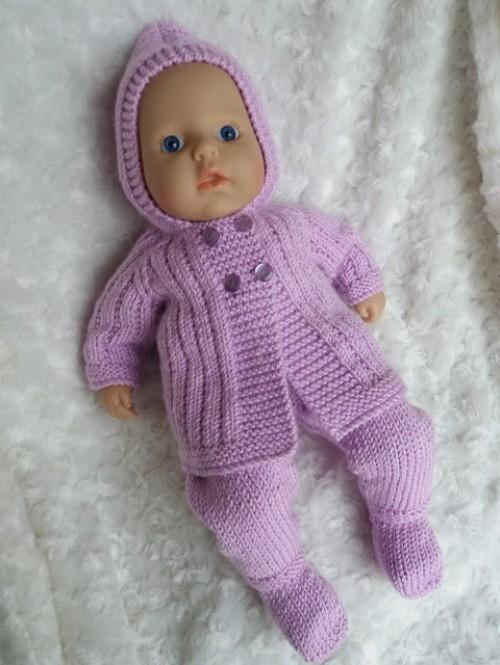 Baby Annabell Pram Set - Free Pattern