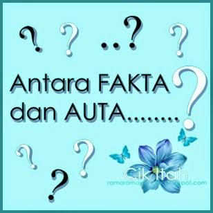 Antara Fakta Dan Auta | Orang Selalu Cakap..