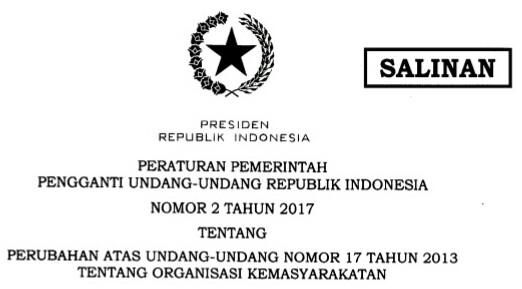 NGERI!! TAK CUMA SOAL HTI, Prof Yusril: Perppu No.2/2017 Lebih Kejam dari Penjajah Belanda Orde Lama dan Orde Baru!