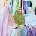 Selain Anggun, Bahan Hijab Syar'i Berikut Sedang Hits dan Digemari di Kalangan Hijabers Lho!!