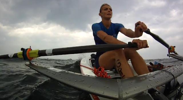 Στο παγκόσμιο πρωτάθλημα παράκτιας κωπηλασίας η ολυμπιονίκης Αλεξάνδρα Τσιάβου