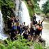 Paket River Tubing Sungai Oyo Jogja