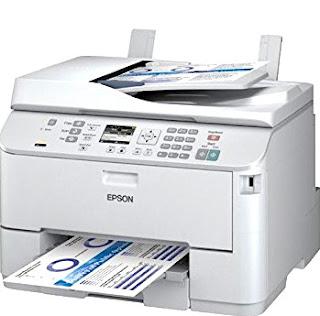 Epson WorkForce WP-4521 Printer Driver Download