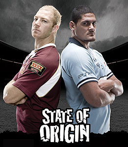 State Of Origin Rugby à XIII