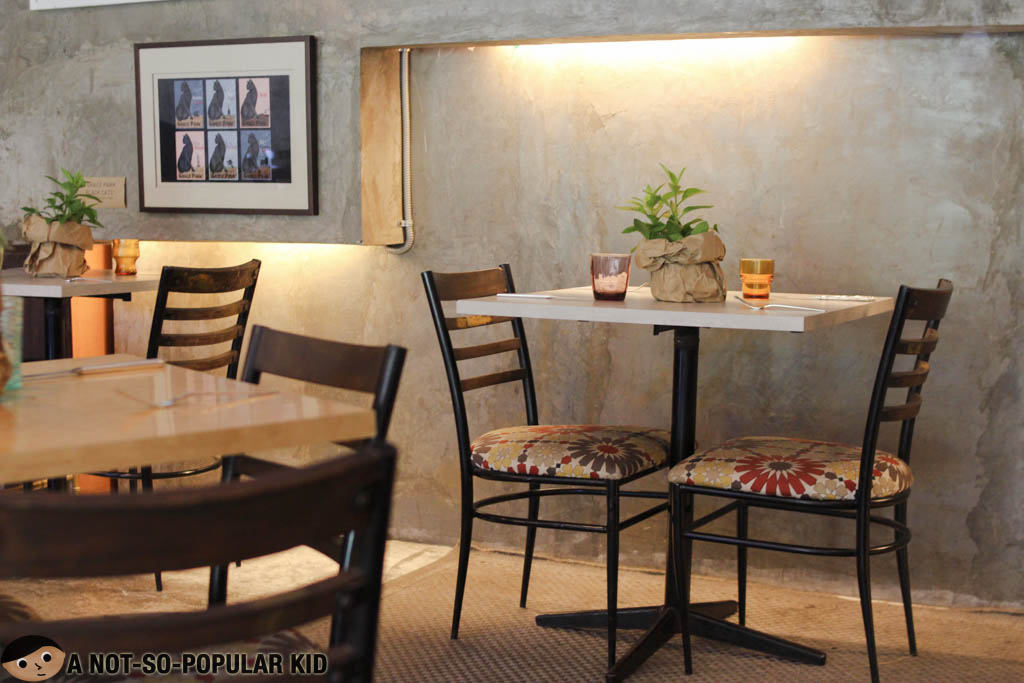 Grace park an artsy restaurant in rockwell makati a