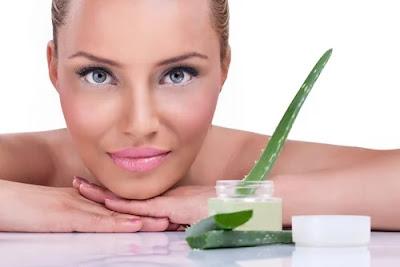 gel d'aloe vera pour la peau