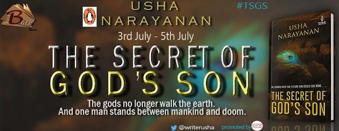 Book Blitz: THE SECRET OF GOD'S SON by Usha Narayanan