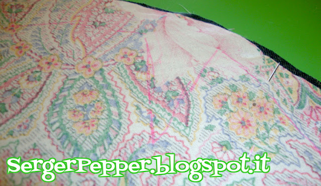 Sewing Supplies DIY - Pressing tools: Tailor's ham SergerPepper