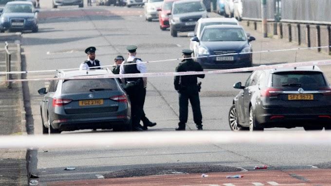 Újságíró halt meg egy észak-írországi lövöldözésben