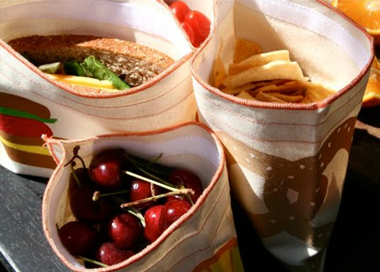 Creative Lunch Bags and Cool Lunch Bag Designs. on