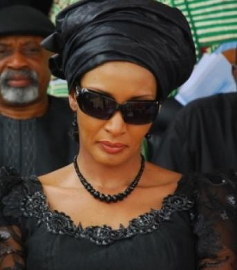 bianca ojukwu mother is dead