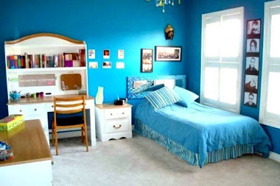 Paint Colors Kids Bedroom Minimalism