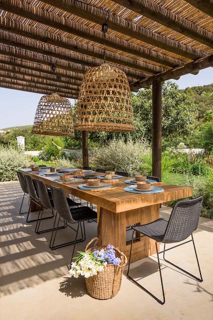 Дизайн-проект. Старый дом на юге Испании получил обновленный интерьер
