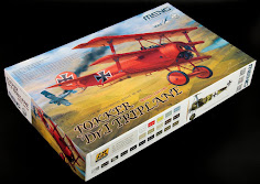 Review Pt.I: Meng's 1/32nd scale Fokker Dr I Triplane