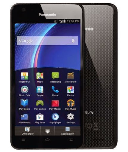 Panasonic Eluga U -Techdio