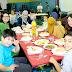 Rontegi acoge a un centenar de personas en la comida intercultural Bizilagunak