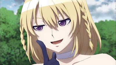Mahou Shoujo Tokushusen Asuka Episode 8