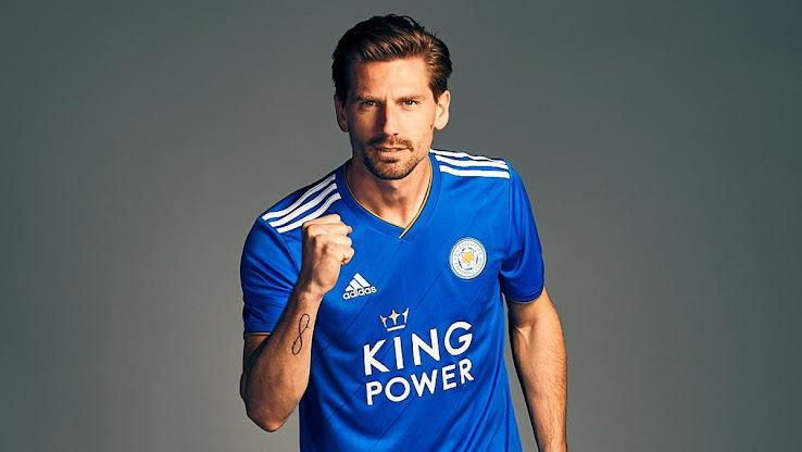 efef1360b No More Puma - Adidas Leicester City 18-19 Home Kit Revealed - Footy ...