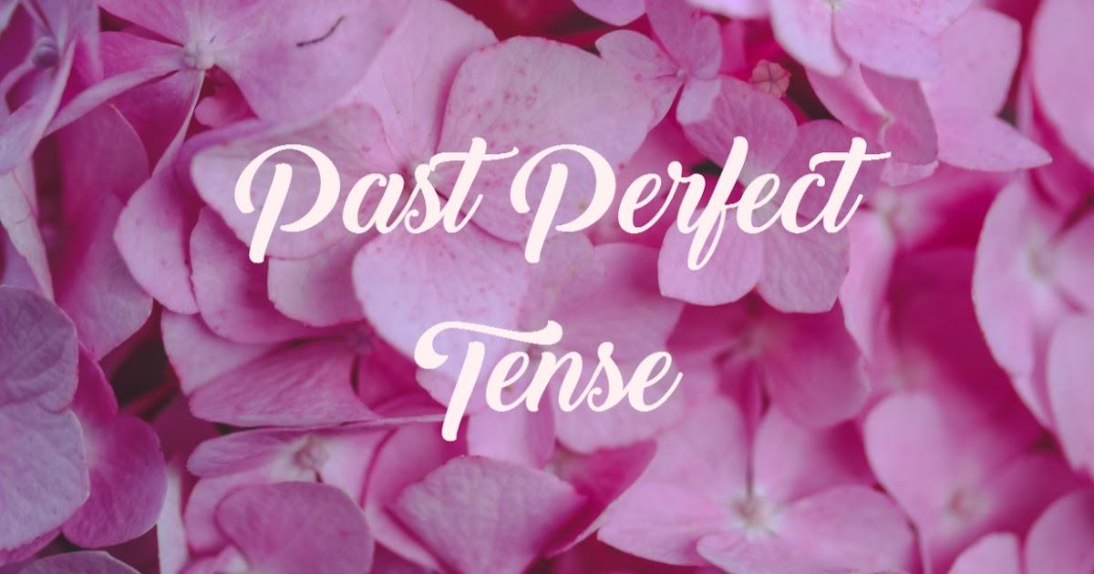 Materi Rumus Dan Contoh Kalimat Past Perfect Tense Jagoan Bahasa