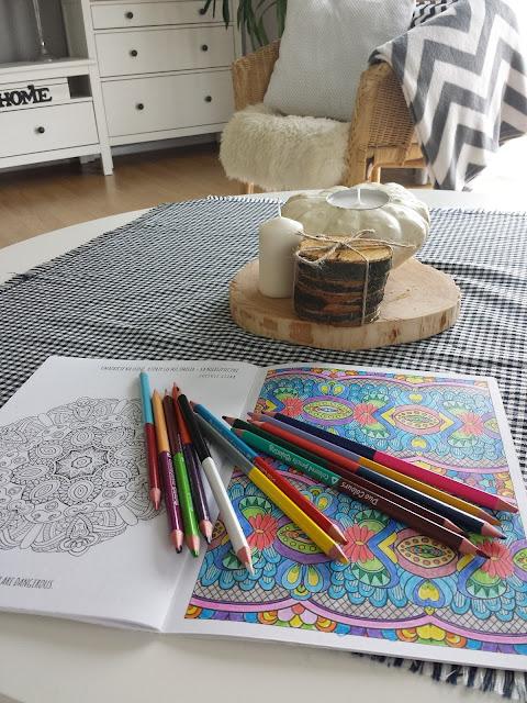 Kolorowanka dla dorosłych Interdruk Wyluzuj koloruj szalone bazgroły