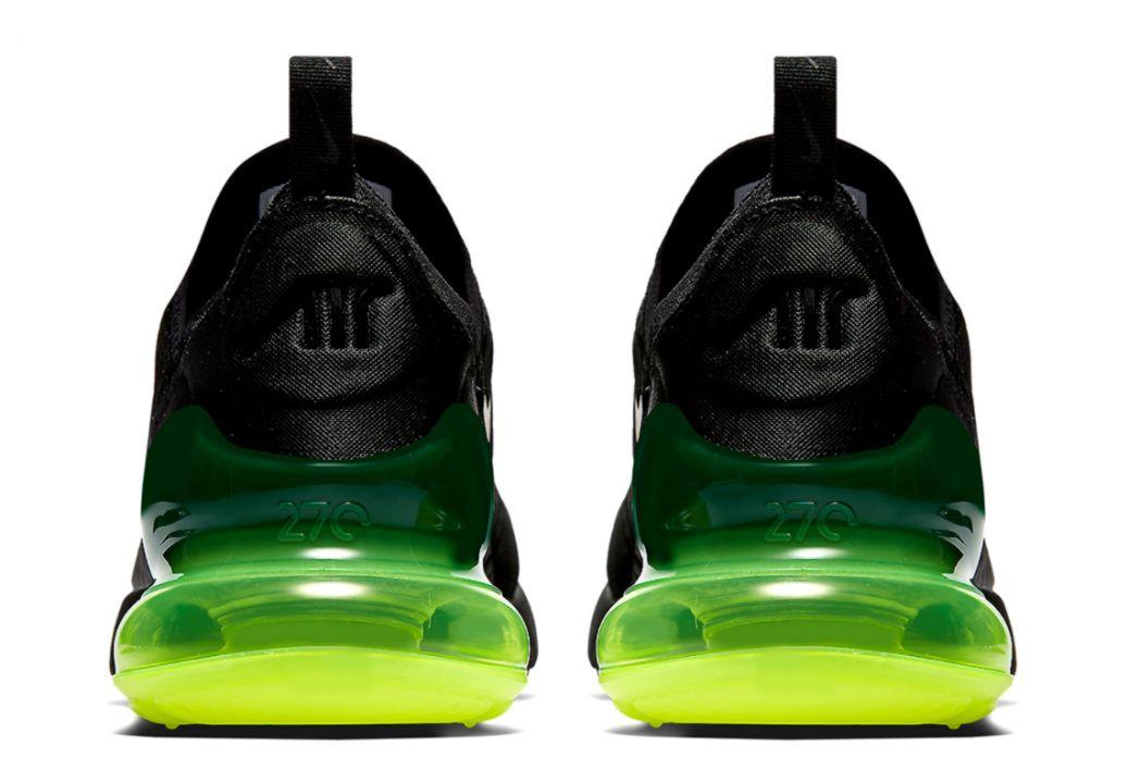 Nike Green Line | Wallpapers 4k