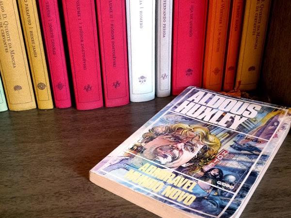 resenha livro Admirável Mundo Novo
