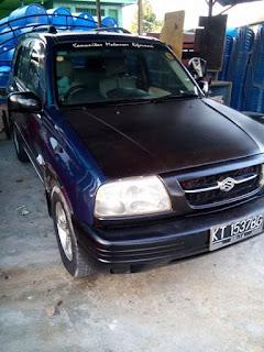 Jual Mobil Escudo 1,6 thun 2004