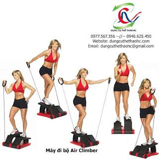 Máy tập cơ chân air climber