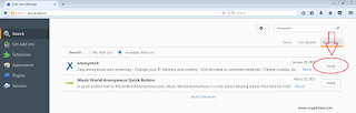 Cara Mengirim Email Anonim atau menyamarkan email kita supaya tidak terlihat (Hidden)
