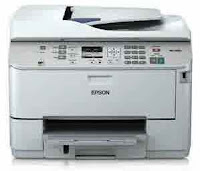 Epson WorkForce Pro WP-4533 Driver (Windows & Mac OS X 10. Series)