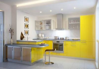 Model Warna Desain Interior Paling Menarik